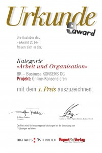 eAward 2014_BK-Business Konsens